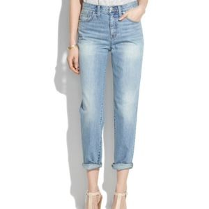 Madewell The Perfect Summer Jean Straight